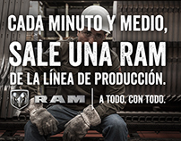 Campaña Ram Saltillo