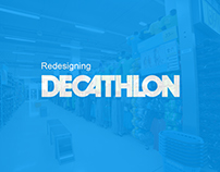 Decathlon unofficial branding redesign