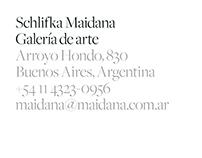 Galeria Schlifka Maidana
