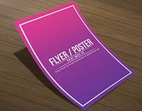 Flyer Mock Up Vol. 5