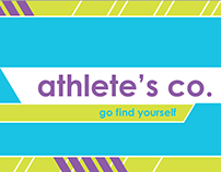 athlete's co social rebranding