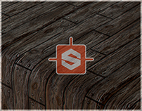 Aged Wooden Planks / Substance Designer