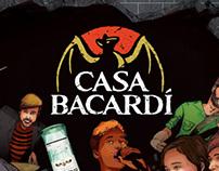 BACARDI // SS 2013 ADVERTISING