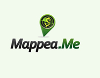 Mapeame Starup Logo