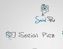 Social Picz Logo