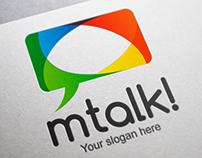 Logo Mtalk!