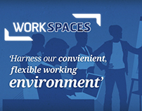 CEDA CIC: WorkSpaces