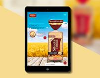 Silueta site redesign (Bimbo)
