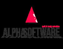 identité d'entreprise alpha software Jemmel