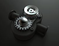CAD 3D Engineering Nº3