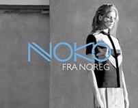 NOKO FRA NOREG // Branding