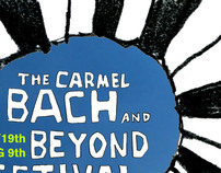 Carmel Bach and Beyond Poster