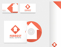Forrest Real Estate - Branding & Identity
