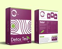 Zhen Tea Branding/Packaging