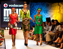 2012 Mozambican Fashion Week