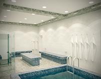 Public Bathes Complex.