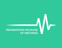 Visual Identity for Reanimation Package of Reforms