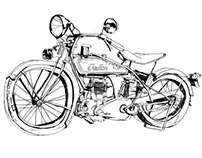 1929 Indian Motorcycle
