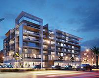 UAE residential building