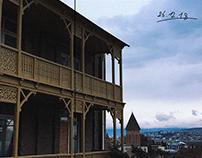 tbilisi diary — თბილისის დღიური
