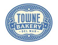 Towne Bakery Branding