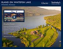 Glacier Sotheby's Website