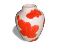 Cloud Blossom Bud Vase