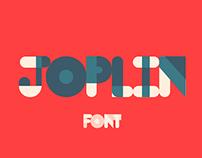 JOPLIN - FREE DISPLAY FONT