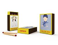 Samasa Safety Matches