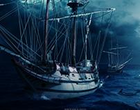 """"""" The Dark Sea """""""