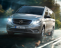 Mercedes-Benz Vito Tourer 4x4