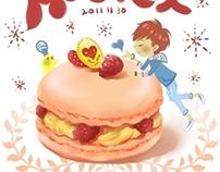 ★【HOELEX甜點袖珍屋】