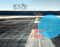 BEYOND - Flights To Space