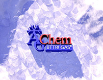 ( A.G.Chem ) Logo Reveal