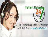 HP Printer Support Phone Number 1-888-248-7142