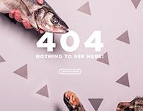 Error 404 | Experimentation