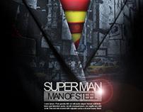 SUPER MAN (MAN OF STEEL)