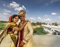 Sri Vidya Weds Raghavendra