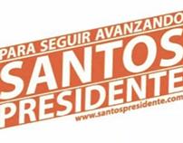 Mejor Discurso de Santos