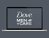 Dove Men+Care - Website
