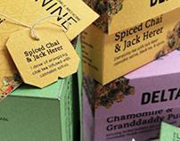 Delta Nine - Cannabis Tea