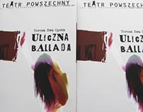 Uliczna Ballada - booklet