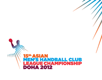 15th Asian Handball Clubs' Championship - Doha 2012