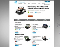 HP Online Store-India