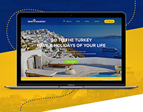 Best Vacation - website
