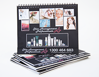 Skin Management Professionals 2016 Calendar