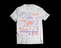 2016 Perogie Dash 5k T Shirt