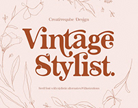 Vintage Stylist Font