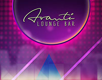Avanti Lounge Bar - Madrid / Flyers RRSS