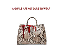 Animals are not ours to wear